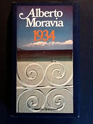 1934: ALBERTO MORAVIA