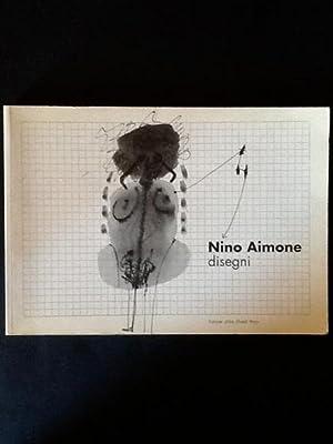 NINO AIMONE. DISEGNI: PINO MANTOVANI