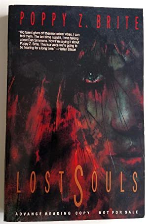 Lost Souls ARC: Poppy Brite