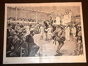 Roma nel 1898 Il Carnevale degli alienati