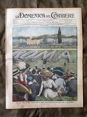 La Domenica del Corriere 1 Maggio 1910