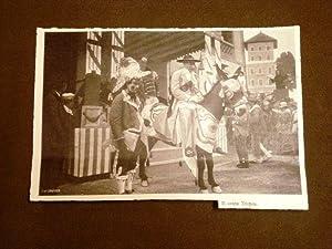 Roma nel 1903 Carnevale al manicomio pubblico