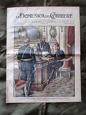 La Domenica del Corriere 8 Gennaio 1905