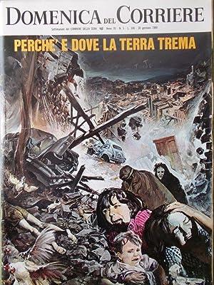 La Domenica del Corriere 30 Gennaio 1968