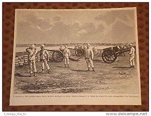 Cannoni Regia Marina Forte Gherar a Massaua