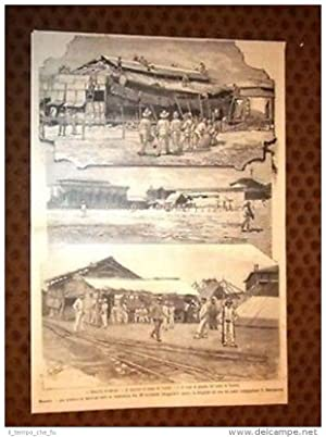 Colonia Eritrea Massaua o Massawa Baracche militari