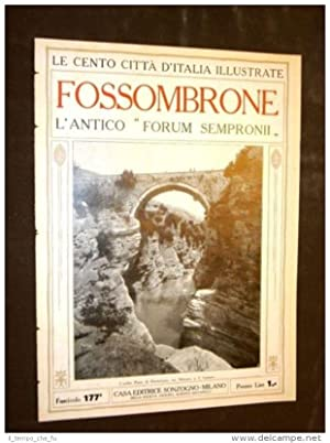 Fossombrone, antico Forum Sempronii - Le Cento