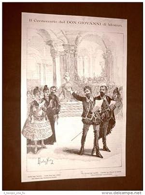 Il Teatro nel 1887 Centenario del Don