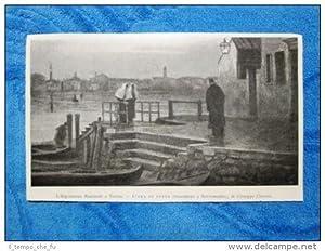 Illustrazione Italiana 1898 - L'ora di notte,