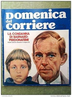 La Domenica del Corriere 8 Settembre 1974