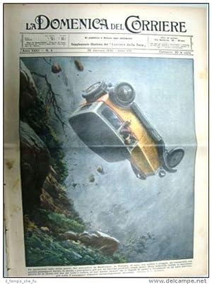 La Domenica del Corriere 26 Gennaio 1930