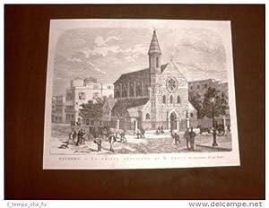 Palermo nel 1876 La Chiesa anglicana di