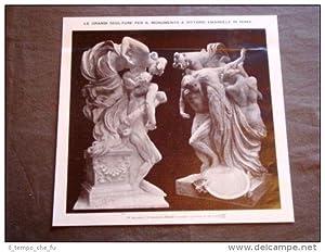 Per il monumento a Vittorio Emanuele in