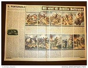 Stampa del 1952 10 tavole a Colori