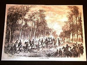 Compiègne nel 1857 La Caccia imperiale