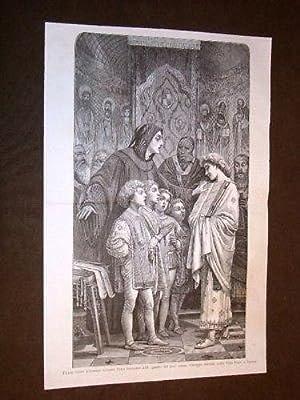 Frate Guido d'Arezzo e Papa Giovanni XIX