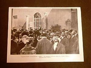 Roma nel 1903 Congresso storico internazionale Prof.