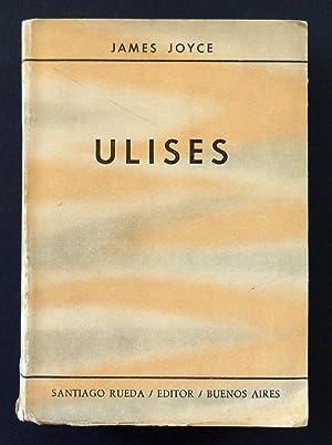 Ulises: James Joyce