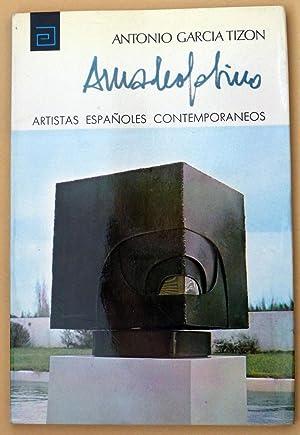 Artistas españoles contemporáneos. AMADEO GABINO: Antonio García Tizón