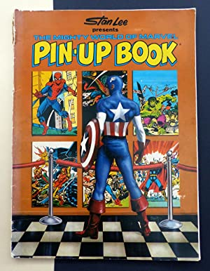The mighty world of Marvel. Pin-up book