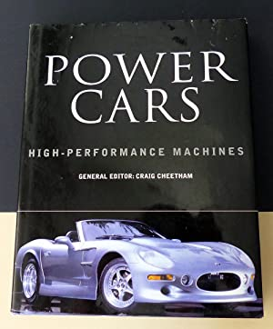 POWER CARS. High-performance machines