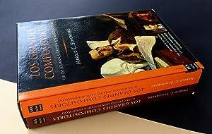 Los grandes compositores. (Dos volúmenes): Harold C. Schonberg