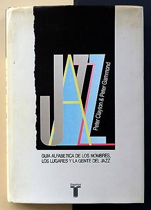 Jazz. Guía alfabética de los nombres, los: Peter Clayton &