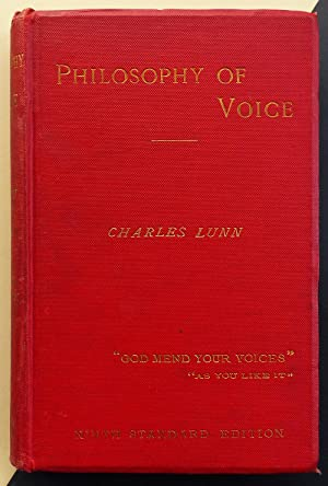 Philosophy of Voice