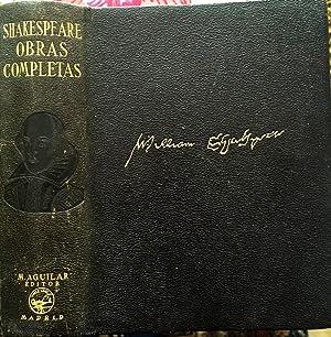 Obras completas de William Shakespeare.: Shakespeare, William