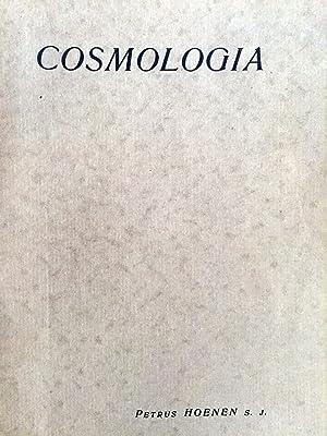 Cosmologia. Editio altera: Hoenen, Petrus