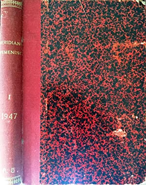 Meridiano Femenino. Suplemento de Meridiano. Año 1947,: VV AA