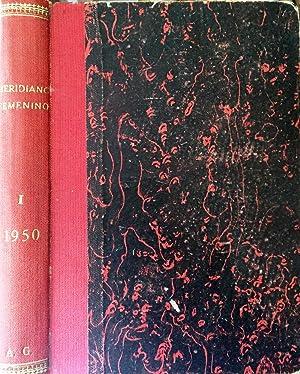 Meridiano Femenino. Suplemento de Meridiano. Año 1950,: VV AA