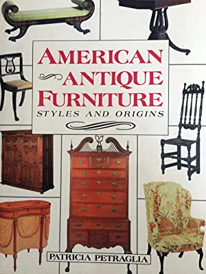 American antique forniture. Styles and origins.