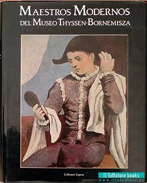 Maestros Modernos del Museo Thyssen-Bornemisza: Álvarez Lopera, José