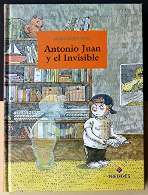 Antonio Juan y el Invisible