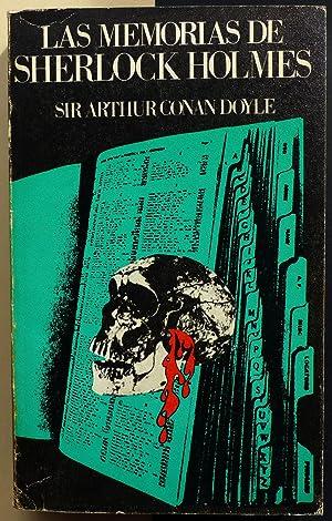 Las memorias de Sherlock Holmes.: CONAN DOYLE, Sir