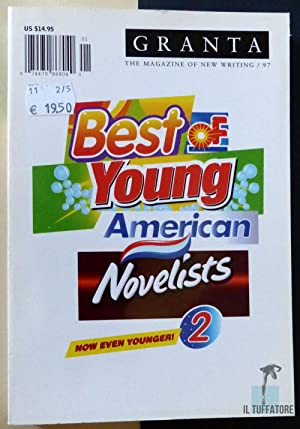 Best of young American novelist (Granta nº 97. The magazine of new writing)