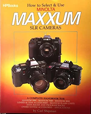 How to Select and Use Minolta Maxxum SLR Cameras