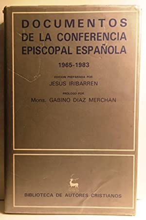 Documentos de la conferencia episcopal española. 1965-1983.