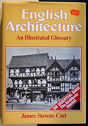 English Architecture. An Illustrated Glosary.