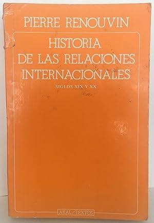 Historia de las relaciones internacionales (Textos): Renouvin, Pierre