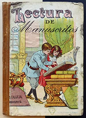Lectura de manuscritos.
