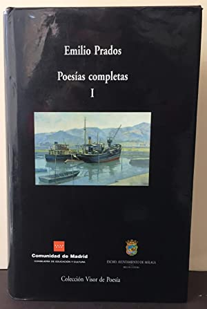 Poesias completas, I: PRADOS, Emilio