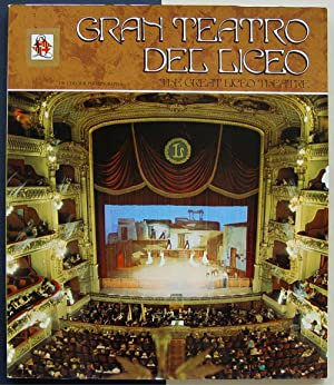Gran Teatro del Liceo. The Great Liceo Theatre.