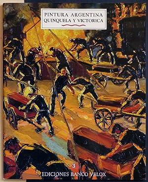 Pintura Argentina. Panorama del Período 1810-2000. Quinquela: BLAISTEN, Isidoro /