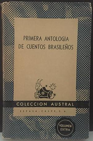 Primera antología de cuentos brasileños: AA. VV.