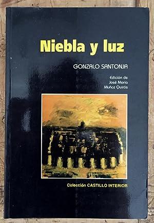 Niebla y Luz: SANTONJA, Gonzalo