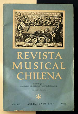 Revista Musical Chilena. Nº 100