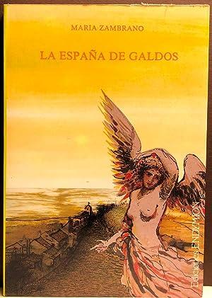 La España de Galdós: ZAMBRANO, María