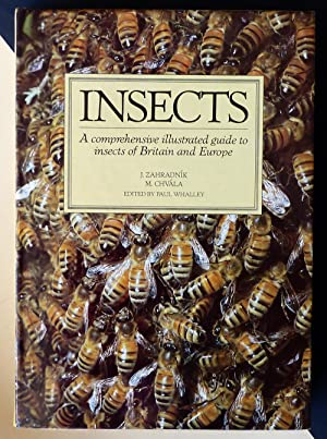 Insects. A comprehensive illustrated guide to insects of Britain and Europe.